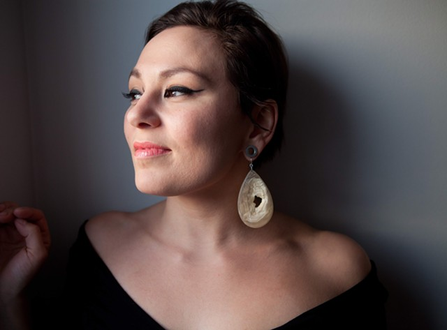 Tanya Tagaq - COURETSY OF THE HOPKINS CENTER FOR THE ARTS