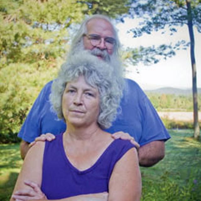 Ondis Eardensohn and Gregory Sanford