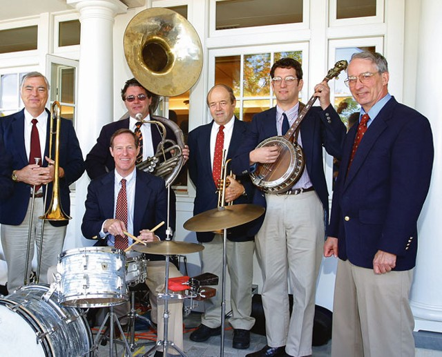 Onion River Jazz Band