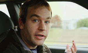 OPEN MIKE Birbiglia offers an endearingly candid account of his years climbing the comedy ladder.