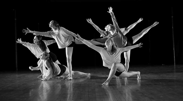 Orchesis Dance Company - COURTESY OF KELSEY DEWITT