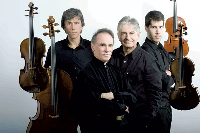 Parisii Quartet