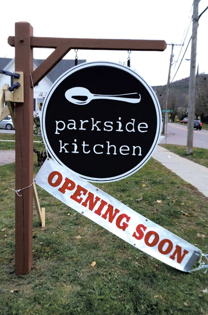 click to enlarge courtesy of parkside kitchen - Kitchen Table Bistro Richmond Vt