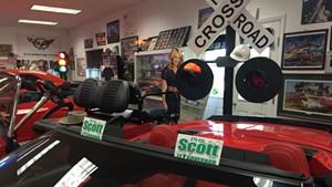 Party Hopping: Corvettes, Shrimp Scampi and Phil Scott