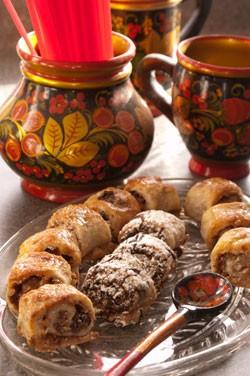 pastries from Natalia's - MATTHEW THORSEN