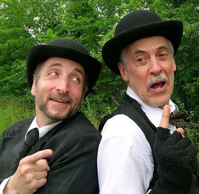 Paul Riopelle and Bob Nuner
