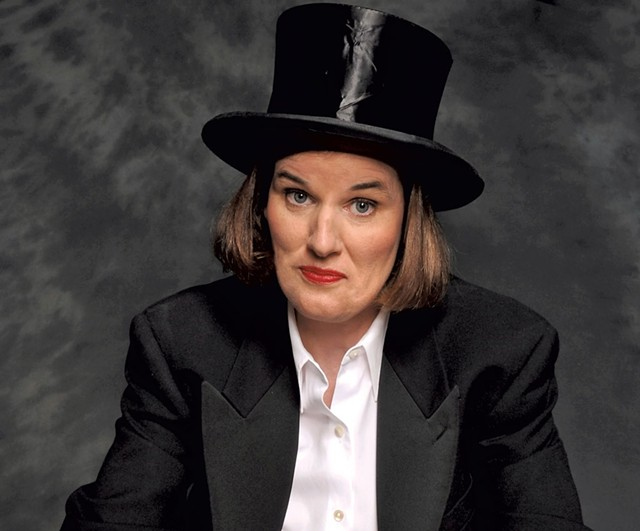 Paula Poundstone - COURTESY OF PAULA POUNDSTONE