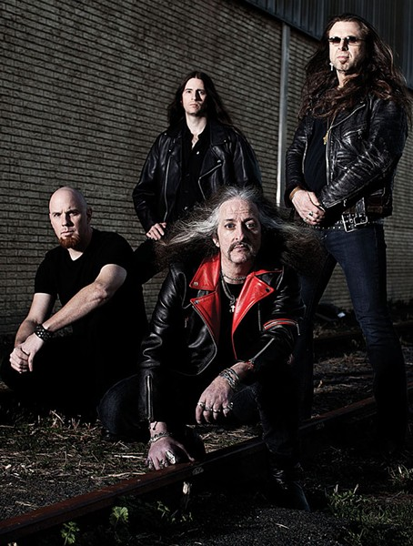Pentagram - COURTESY OF  PENTAGRAM