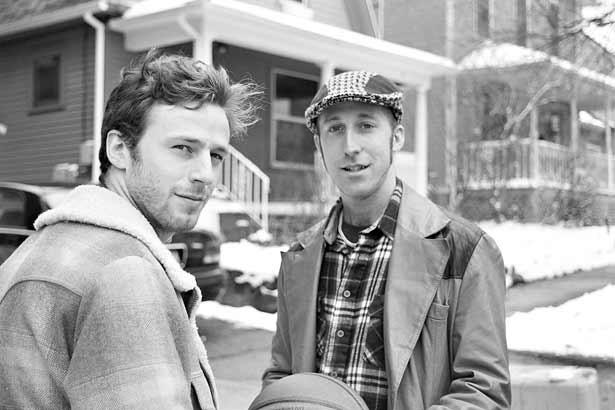 Peter and Davy Rothbart
