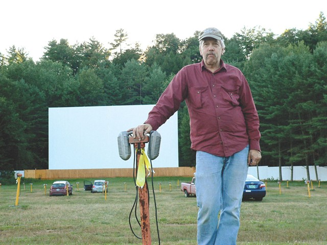 Peter Trapp, Fairlee Motel & Drive-In Theater - FILE: COURTESY OF MICHAEL FISHER