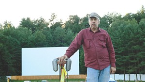 Peter Trapp, Fairlee Motel & Drive-In Theater