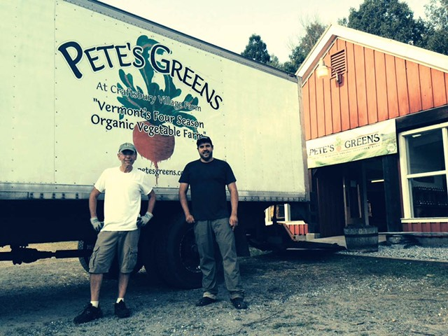 COURTESY OF PETE'S GREENS