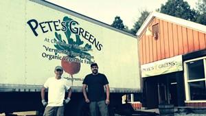 Pete's Greens Opens a Store in Waterbury