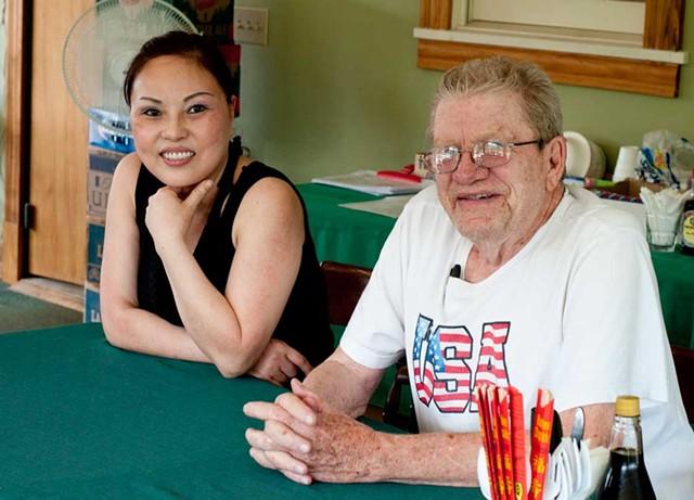Ping Wang and John Braun