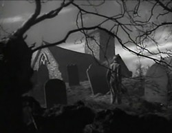 Pip in the graveyard - UNIVERSAL PICTURES