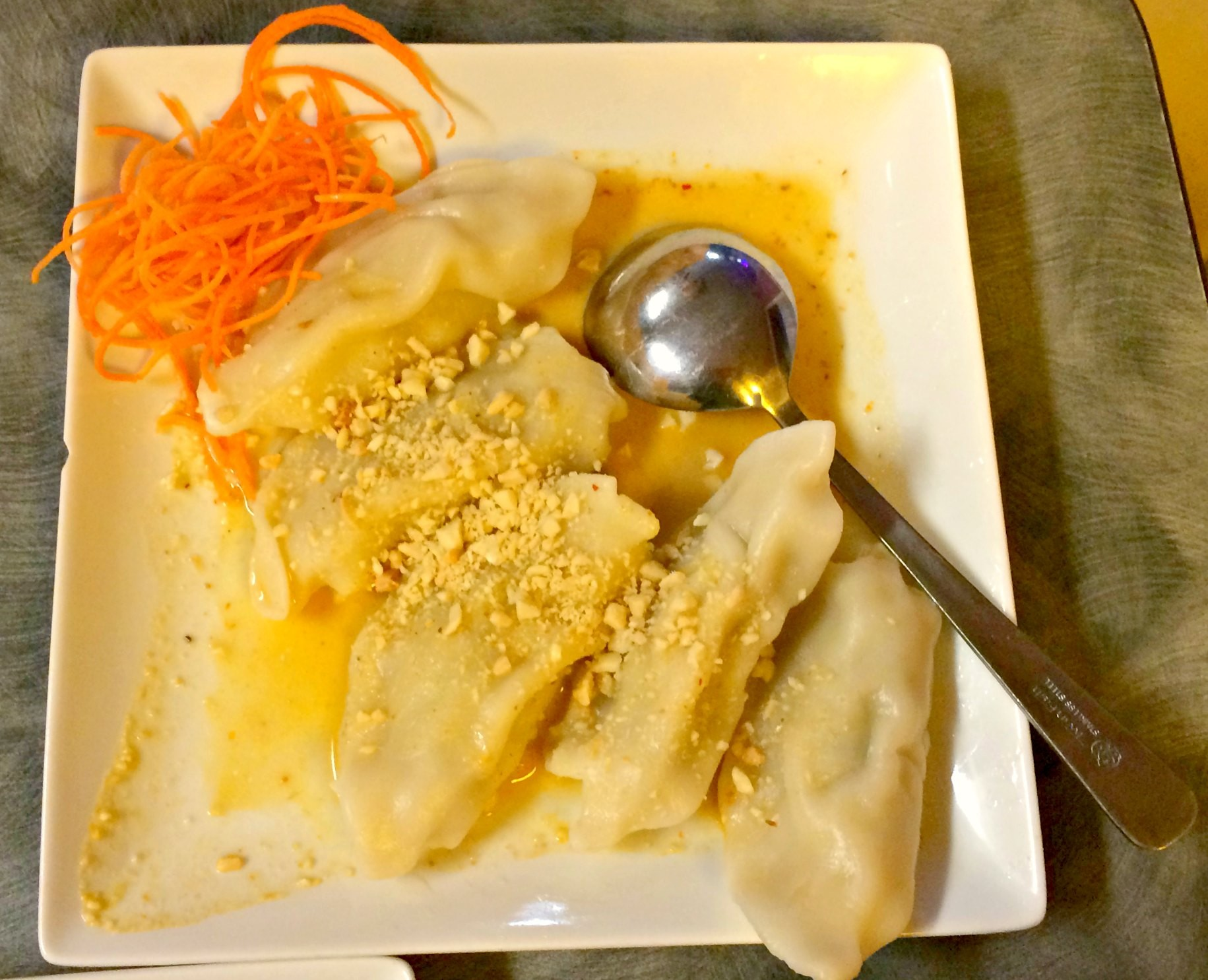 Ocha Thai Restaurant Waterbury Vt Menu
