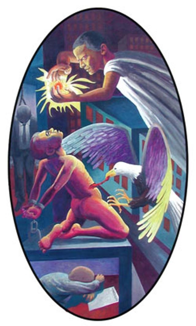 Prometheus Bound/Unbound
