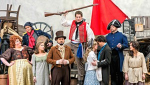 "Video: Lyric Theatre Company Presents ""Les Misérables"""