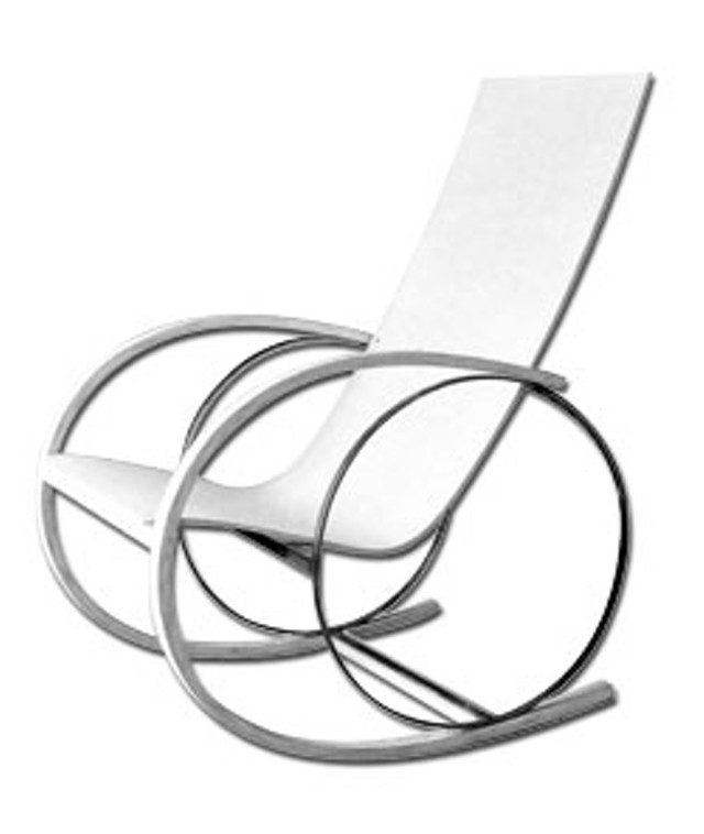 Prototype for a Chair by Chris Lehrecke