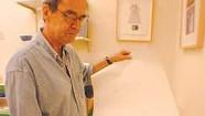 True Grid: Artist Bill Davison makes a lasting impression