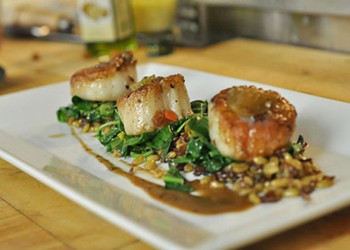 Putney's Gleanery Restaurant Turns Surplus Food Into First-Rate Meals