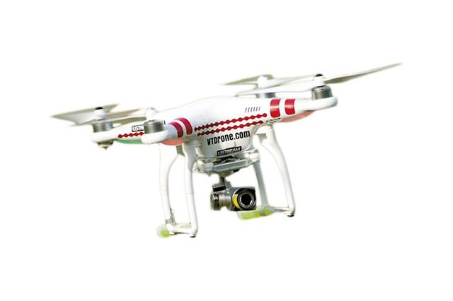 Quadcopter - NATALIE WILLIAMS