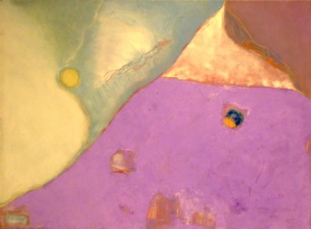 """""""Rain on the Mountain"""" by Deborah Hillman"""