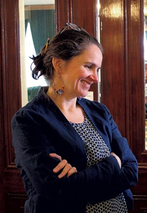 Rebecca Ramos - COURTESY OF PAUL HEINTZ
