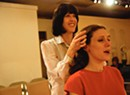 Women Let Down Their Hair at New Play Set in a Salon