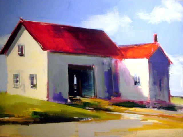 """Red Slider"" by Craig Mooney"