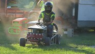 Redneck Lawnmower Racing at the Bradford Fair [276]