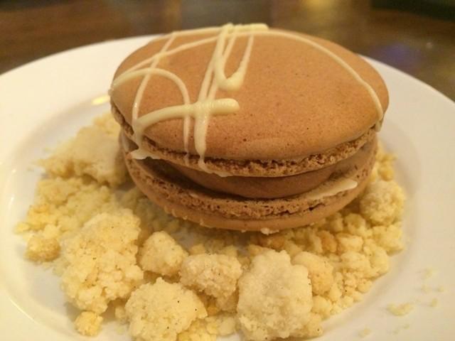 Chocolate Macaron - ALICE LEVITT