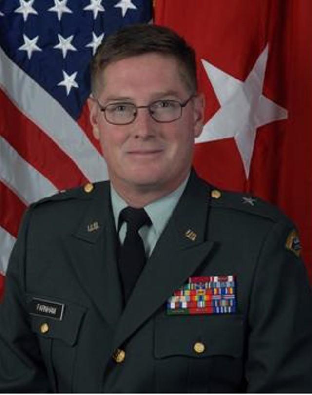 Retired Brig. Gen. Jonathan Farnham