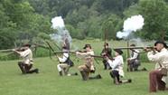 Revolutionary War Reenactment [313]