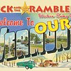 Rick & the All-Star Ramblers Win National Award