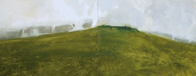 """Ridgeline 7.26.12"" by Joseph Salerno"