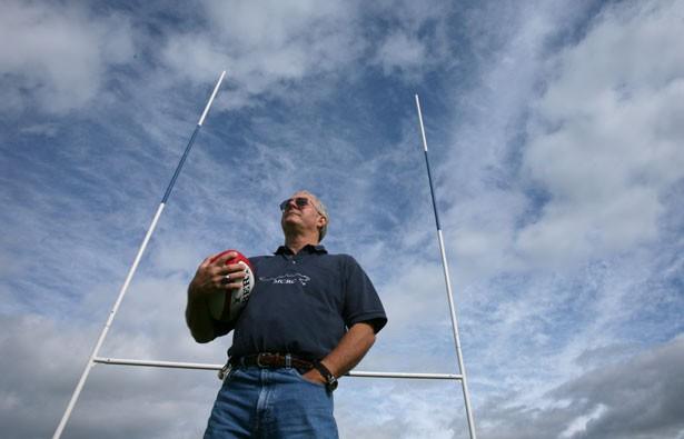 Rugby Coach Ward Patterson - JORDAN SILVERMAN