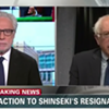 'Saddened' Over Shinseki's Resignation, Sanders Says Obama Should Not Have Accepted It