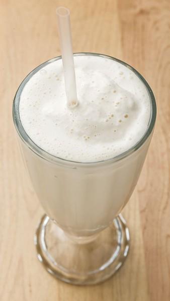 Salted maple milkshake - OLIVER PARINI