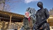 The 'Lamentations' Sculptures Return to UVM