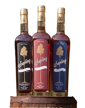 Saxtons River Distillery's Sapling