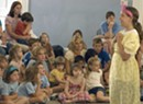 """Scene@ Island Road Theater's """"Sleeping Beauty"""" And """"The Hat"""""""
