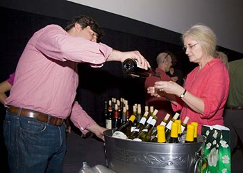 Scene@ Wine Tasting & Bottle Shock Screening