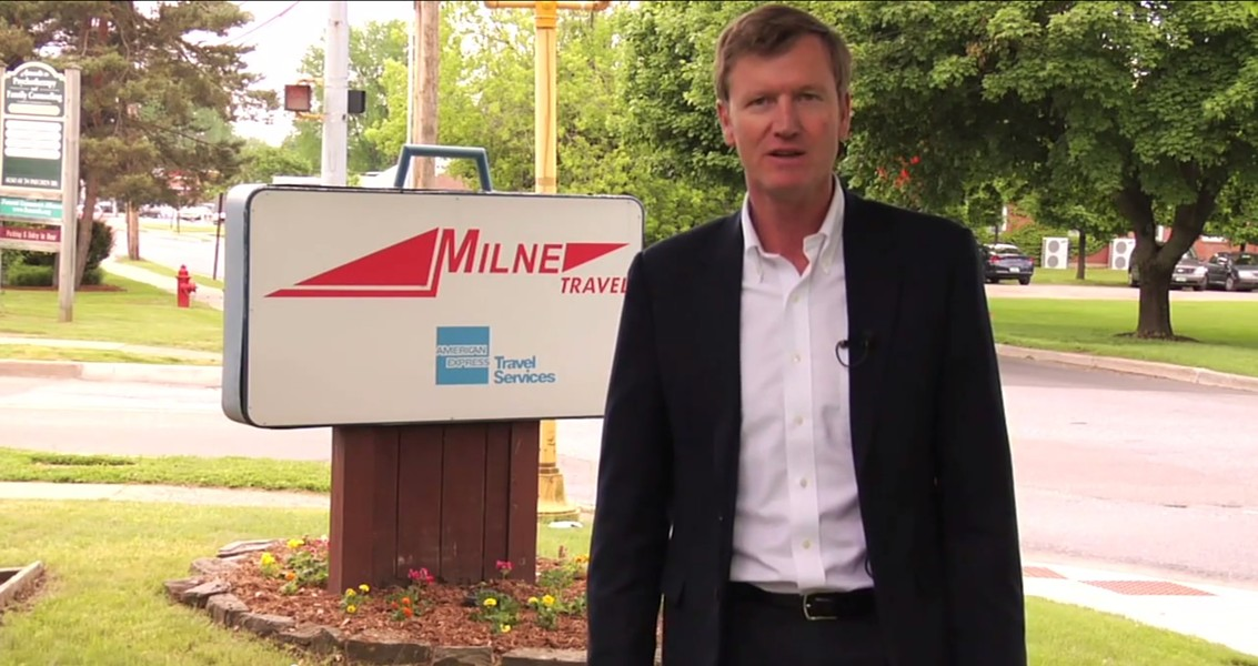 Scott Milne - MILNE TRAVEL