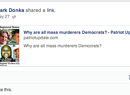 Vermont Congressional Candidate Pulls Facebook Link After GOP Chairman Criticizes It