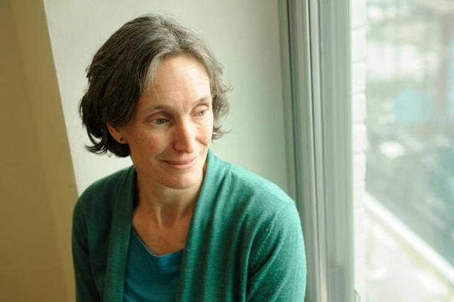 Secretary of Education Rebecca Holcombe