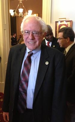 Sen. Bernie Sanders - PAUL HEINTZ