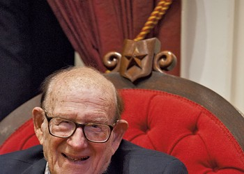 Senior Senator: 'You Can't Say No to Bill Doyle'