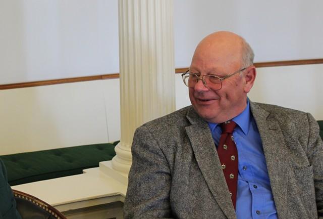 Sen. Norm McAllister - FILE: PAUL HEINTZ