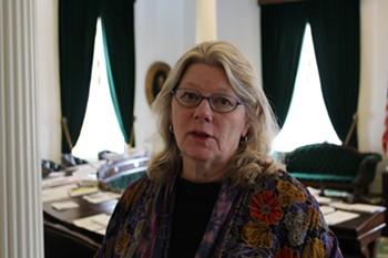 Sen. Jeanette White - FILE: PAUL HEINTZ